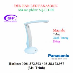 Đèn bàn LED Panasonic SQ-LD300 (xanh dương, trắng, hồng) chính hãng giá rẻ