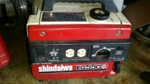 Máy phát điện mini (máy Nhật bãi)