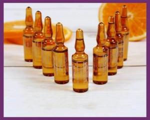 Vitamin C 20% trắng da -trị thâ