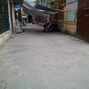 Bán nhà mặt ngõ 106 Nguyễn An Ninh, Hoàng Mai 60m2x2t giá 5,2 tỷ tiện KD