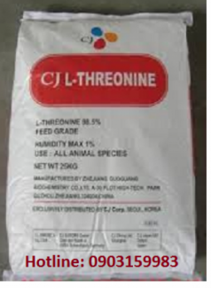 Mua bán L- Threonine (axit amin thức ăn chăn nuôi)