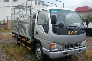 Bán xe tải Jac 2.4 tấn , tải trọng 2400kg ,bao giấy tờ , liên hệ Mr: Trung