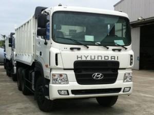 Bán Xe ben tự đổ Hyundai 15 tấn HD270 thùng...