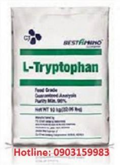 Mua bán Tryptophan - acide amin trong sản xuất thức ăn chăn nuôi