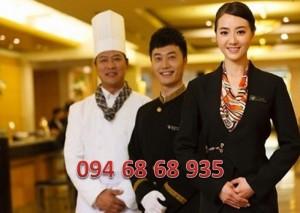 Khóa học lễ tân, buồng phòng, quản lý nha hang khách sạn tại Nha Trang