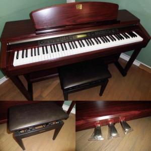 Piano điện Yamaha CLP150M