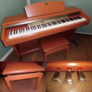 Piano điện Yamaha CLP120C