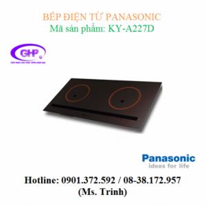 Bếp điện từ Panasonic KY-A227D giá tốt nhất