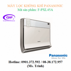 Máy lọc không khí Panasonic F-PXL45A thiết kế mới