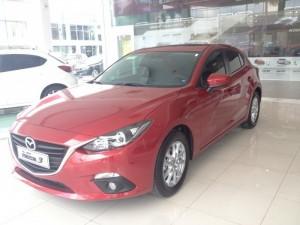 Hot! Giảm Gía Mazda 3 1.5AT Hatchback 2016