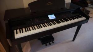 Đàn Piano điện Yamaha CVP 105