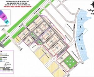 Bán đất khu Sao Mai Phú Hòa - 150 triệu