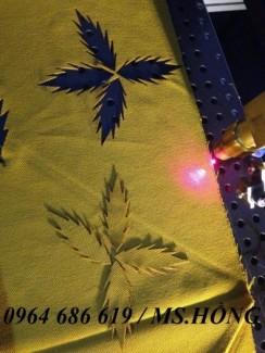 Máy laser 6090 cắt vải tự động, máy cắt vải gia công, máy laser cắt da đẹp