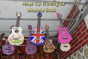 Mua Cajon Ukulele ở đâu TP. HCM, Gò Vấp, Tân Bình, Phú Nhuận, Bình Thạch