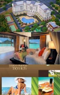 Đất Nền Resort Biển Bãi Dài Cam Ranh Chỉ 510tr/Nền/126m2 . Sổ Đỏ