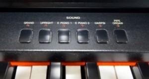 Đàn piano điện Technichs SX PX 222