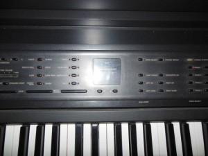 Đàn Piano điện Yamaha CVP8