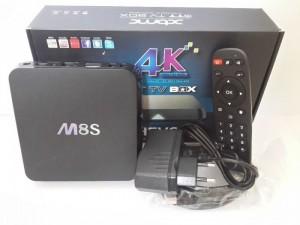 Đầu phát HD 4K android smart tivi box
