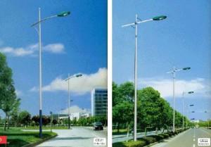 Cột Đèn cao áp bát giác rời cần 10m 11m 8m 6m 7m