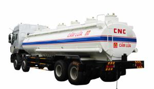 . Đây là dòng xe bồn chở xăng dầu tải trọng cao với một mức tiêu hao nhiên liệu vừa phải.