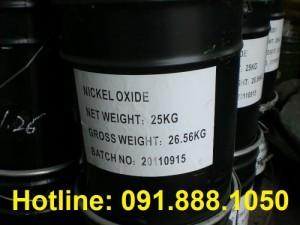 Bán NiO - Bán Nickel Oxide - Bán Niken Oxit