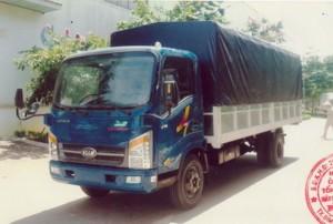Cần bán xe tải veam vt260,xe tải veam 1t9 nhập khẩu , bao giấy tờ