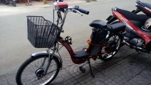 Bán xe đạp điện mới 90% chạy được 3 tháng