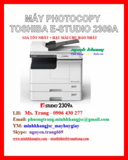 Máy photocopy Toshiba ESTUDIO 2309A giá tốt nhất HCM
