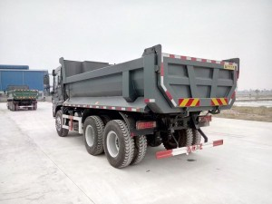 Bán ô tô tải Dongfeng 3 chân thùng đúc nhập khẩu