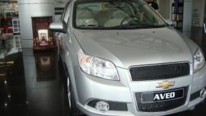 Bán xe Chevrolet Aveo LTZ giá tốt tp.hcm