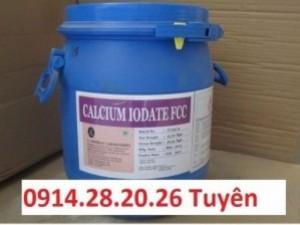 Bán Calcium-Iodate-Ca(IO3)2 canxi iotdat