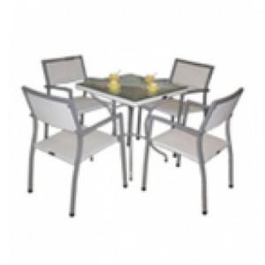 Bàn ghế cafe giá rẻ MS 3837