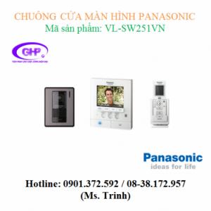 Chuông cửa màn hình Panasonic VL-SW251VN giá tốt nhất