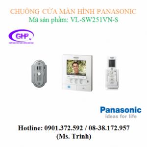 Chuông cửa màn hình Panasonic VL-SW251VN-S
