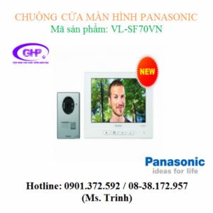 Chuông cửa màn hình Panasonic VL-SF70VN giá rẻ