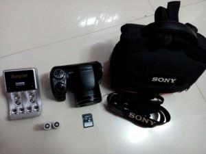 Máy ảnh Sony CyberShot DSC-H200 (BC E32)