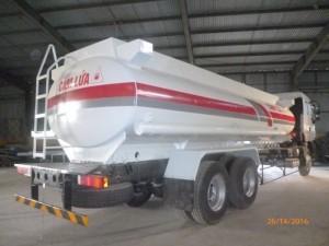 xitec xăng dầu 6x4; 18m3; chenglong