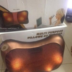 Gối Mát Xa Car & Home Massage Pillow