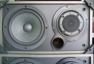 Loa PIONEER CS V11 300W/cặp. Made in Japan.