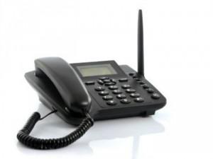 Điện Thoại Bàn Homefone FWP6588 Sử Dụng Sim Gsm Mobi , Vina , Viettel , Beeline...