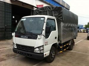 Chào bán xe tải isuzu 1,4 tấn , xe isuzu 1T4,hỗ trợ mua xe trả góp lãi thấp