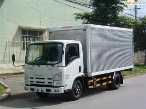 Cần bán xe tải isuzu 1t9 , xe isuzu 1.9 tấn động cơ isuzu