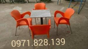 Bàn ghế cafe giá rẻ nhất đất SG