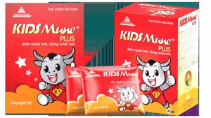 Kidsmune Plus tăng miễn dịch cho trẻ