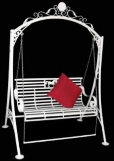 Xích đu, ghế sân vườn sắt nghệ thuật