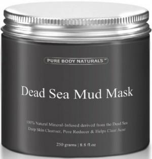 Mặt nạ bùn từ biển chết  pure body naturals