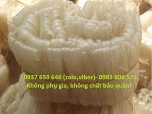 Đặc sản mỳ Chũ Bắc Giang chính hiệu tại tp HCM