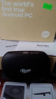 Android Remix Mini RAM 2GB, Bộ nhớ 16GB