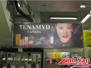 Hộp đèn quảng cáo hiflex giá rẻ