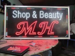 Hộp đèn quảng cáo led giá rẻ
